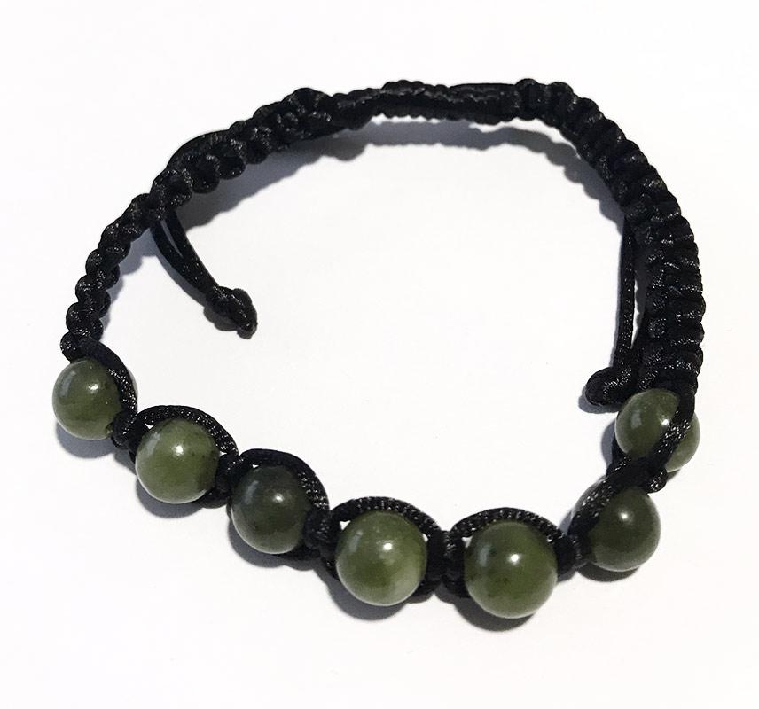 comprar pulseras de jade mineral