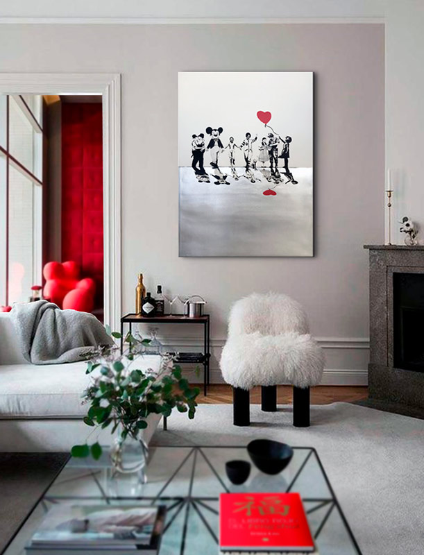 cuadros modernos para salon