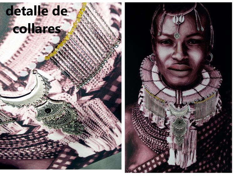 cuadros africanas modernos