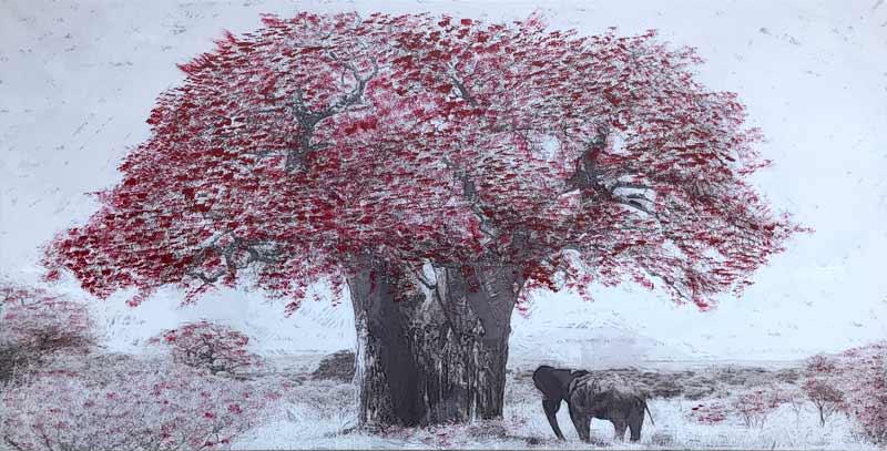 cuadros de arboles
