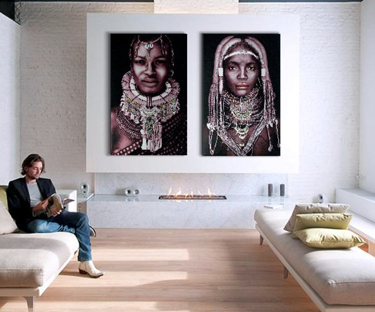 cuadros para el salon modernos