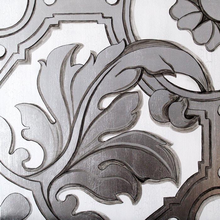 cuadros clasicos en plata