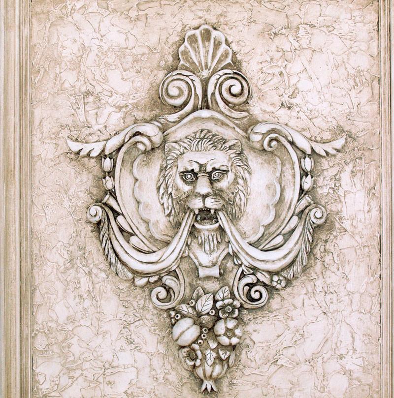 cuadro romano leon