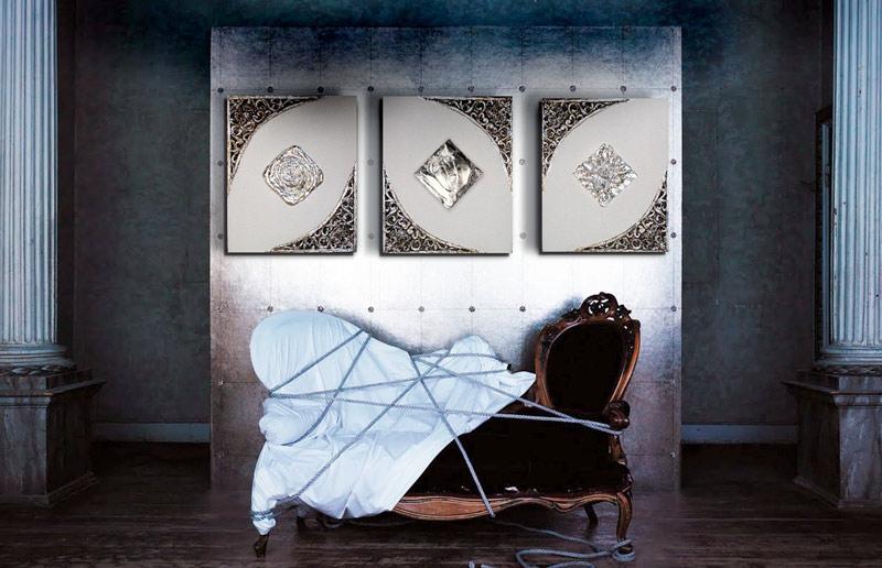 cuadros para pasillos y sofas