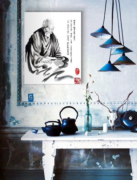 cuadros zen para cocinas