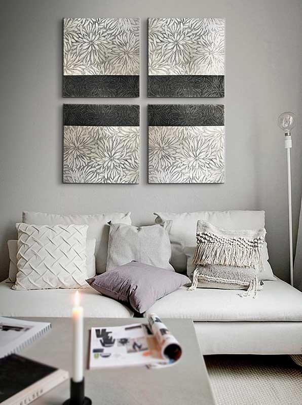 cuadros para el sofa