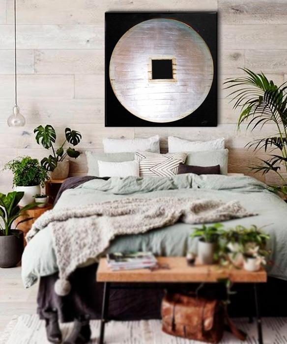 cuadros zen dormitorios
