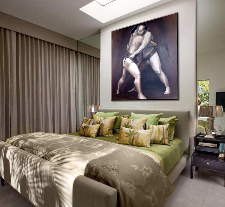 cuadros dormitorios japoneses