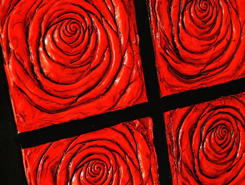 cuadros rosas