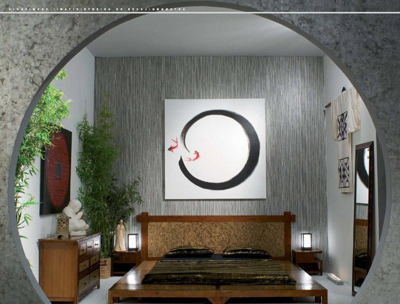 cuadros con simbologia oriental