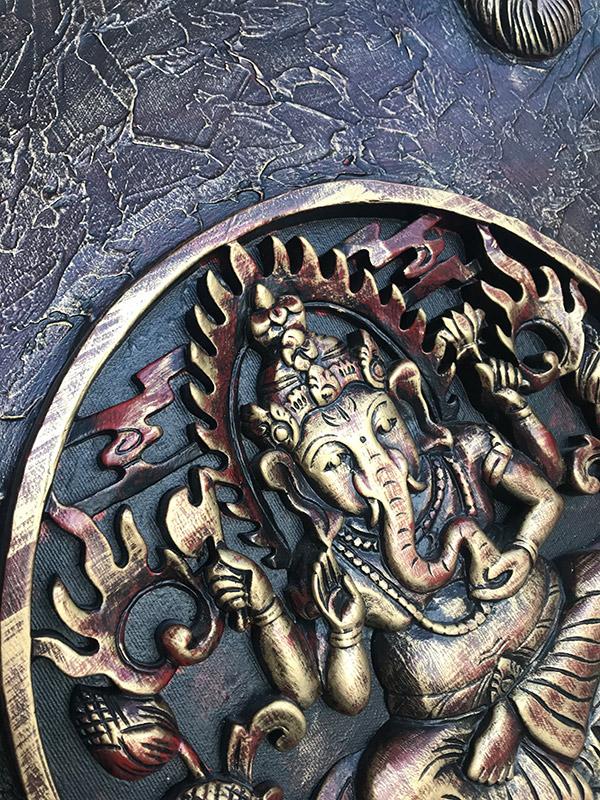 cuadros antiguos orientales