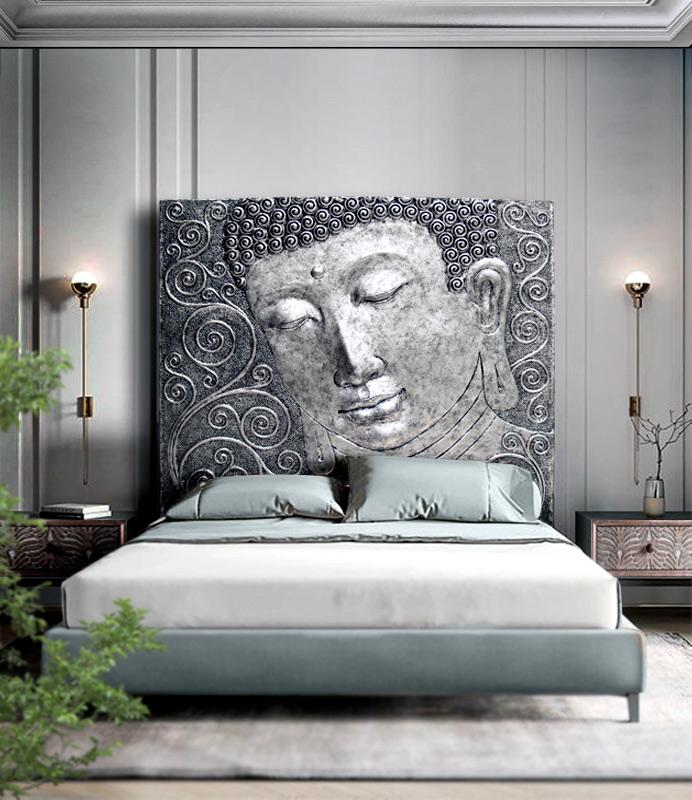 cabeceros de cama modernos orientales