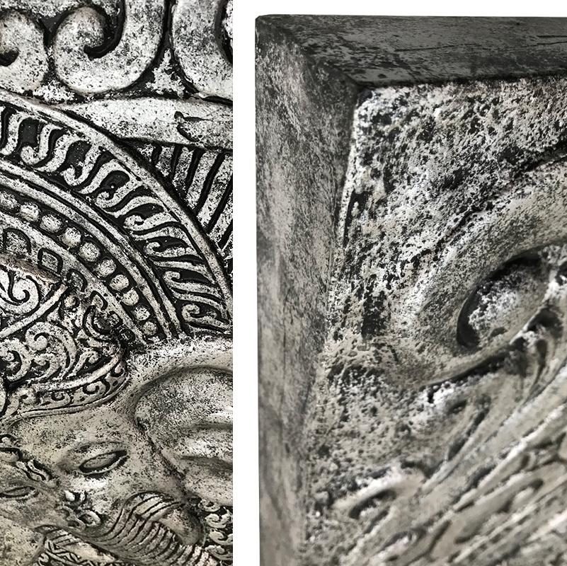 decoracion oriental en plata