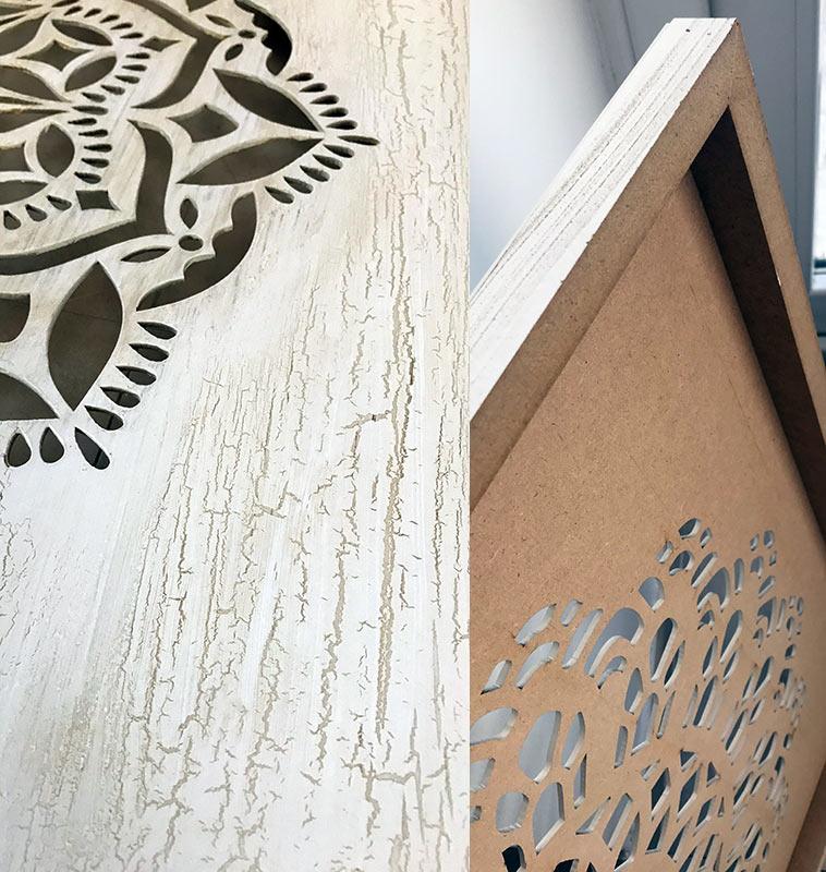 cuadros de madera artesanos