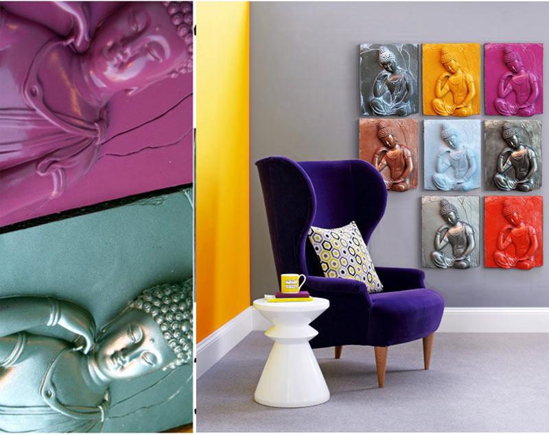Decoracion Zen Comprar ~   tienda particulares  decoracion  decoracion zen  buda colores pop
