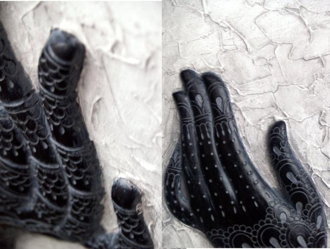 cuadros con texturas