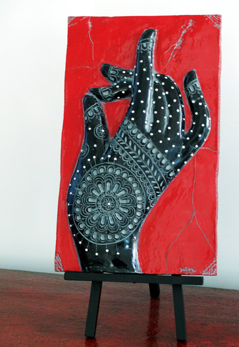 manos decoracion