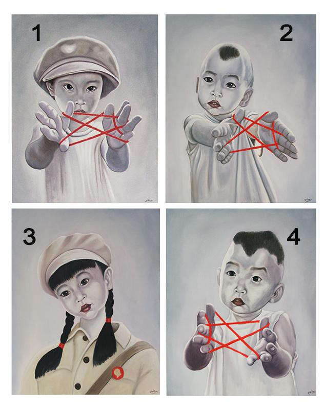 cuadros modernos orientales