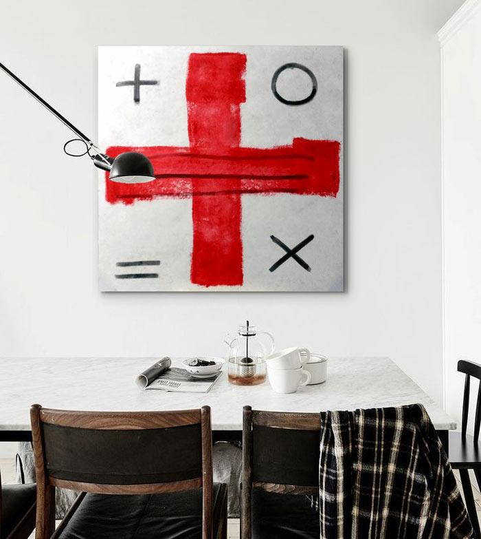 Cuadros decorativos modernos, el arte en casa
