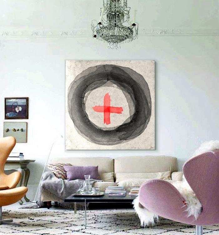 comprar cuadros abstractos