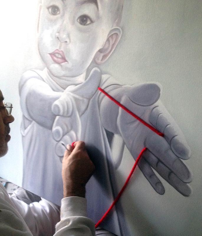 estudio de pintura artística en talavera toledo