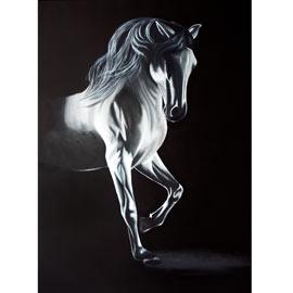 tienda online cuadros de caballos