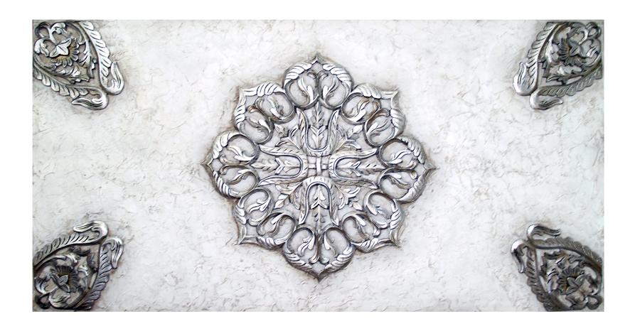 cuadros en plata decorativos