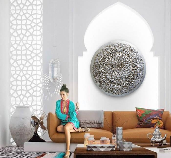 cuadros decorativos etnicos
