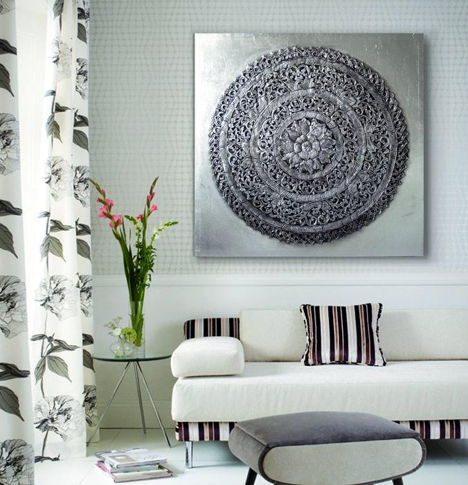 cuadros para sofas modernos