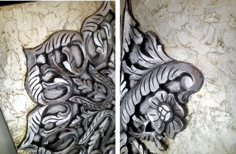 texturas platas