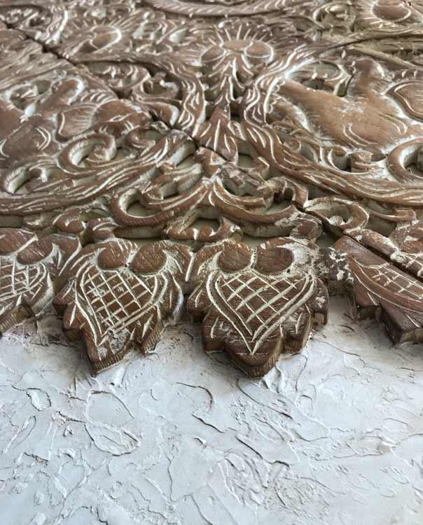 tallas de madera antiguas