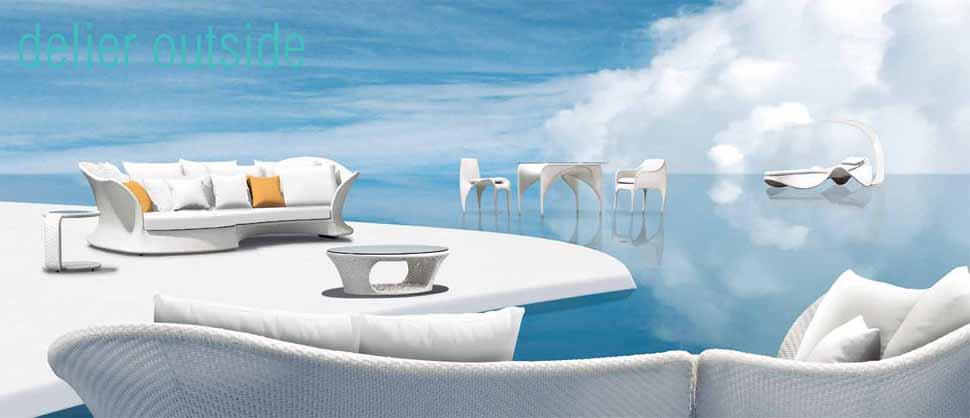 muebles hoteles piscinas