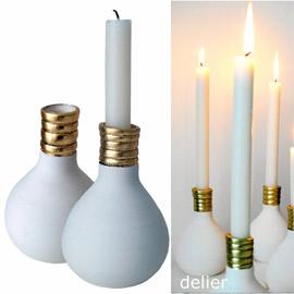candelabros de diseño