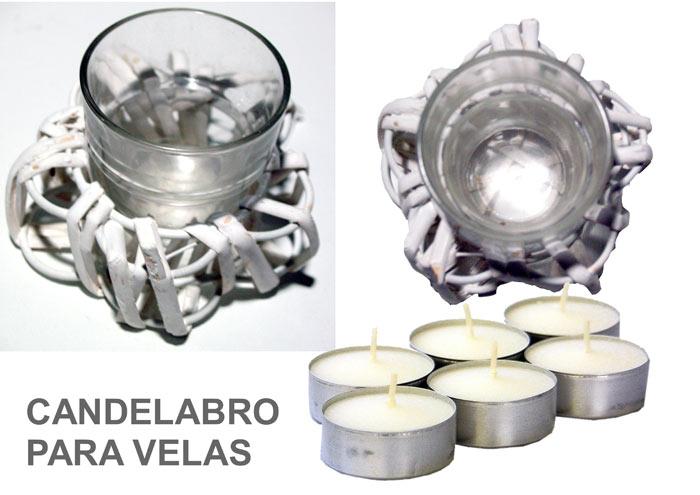 vasitos para velas