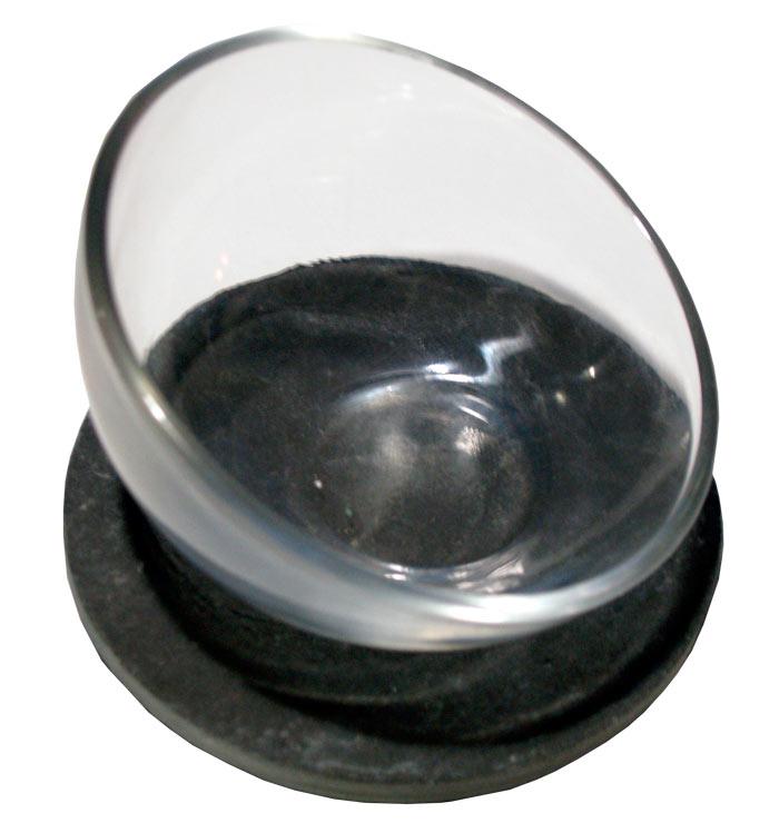 Estudio delier candelabro cristal vela3 - Soportes para velas ...