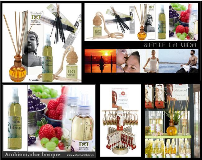 tiendas de aromaterapia
