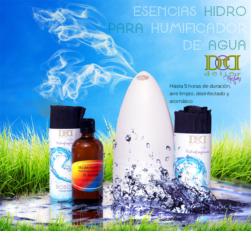esencias aromaticas vaporizadores
