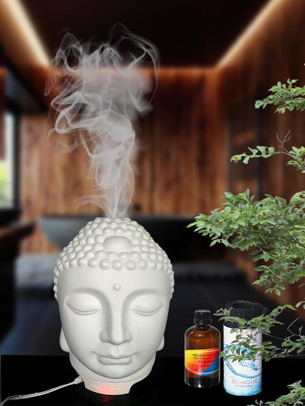 vaporizador aromatico humificador