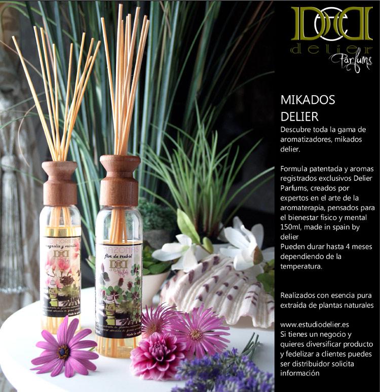 aromas naturales fabricante