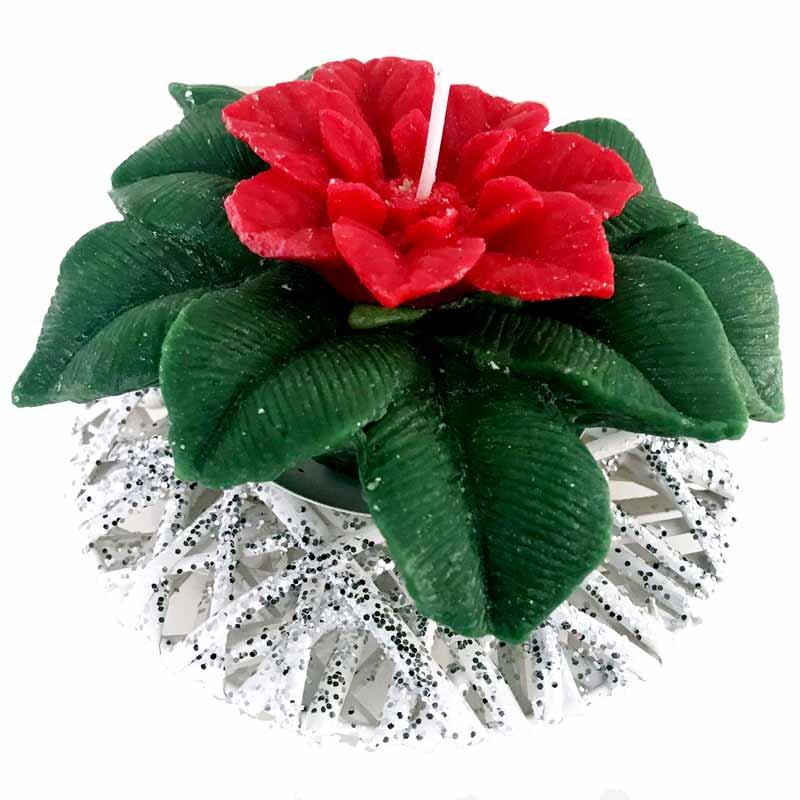 velas para decorar navidad
