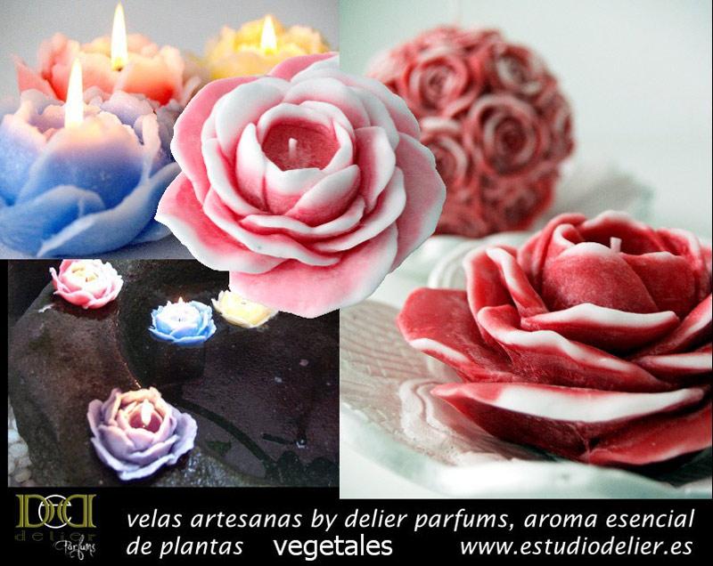velas aromaticas