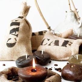 tienda velas de cafe