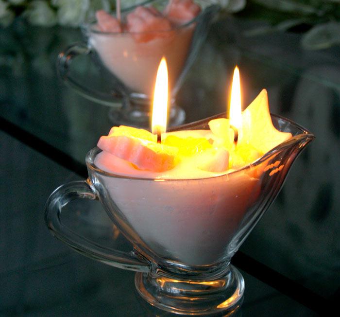 velas decorativas ecologicas