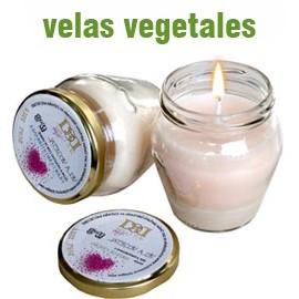 velas aromaticas vegetales