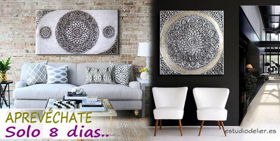 Estudio delier tienda online cuadros muebles exclusivos for Cuadros verticales baratos