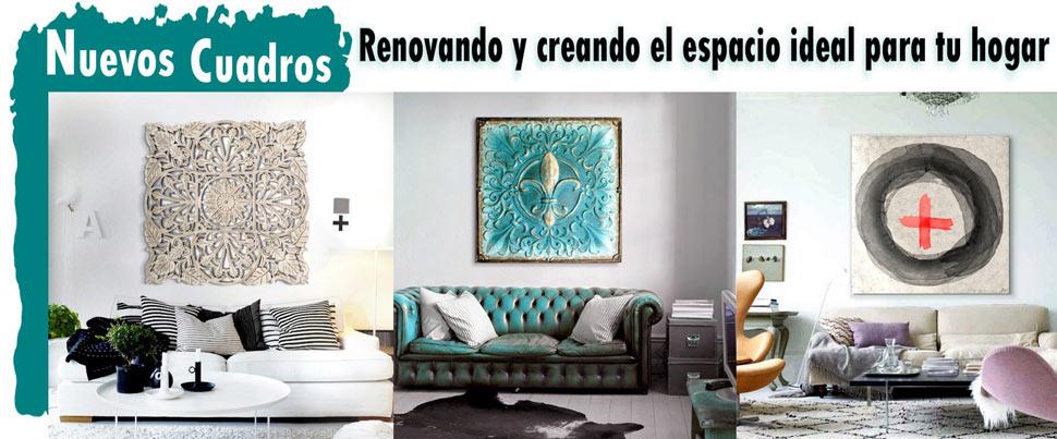 Cuadros modernos abstractos decorativos laminas oleos for Cuadros verticales baratos