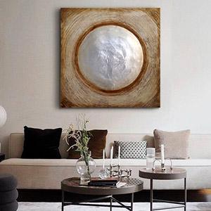 cuadros modernos luna