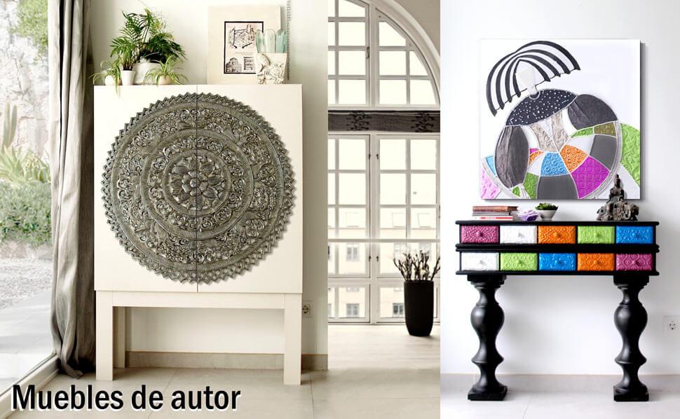Estudio delier tienda online cuadros muebles exclusivos - Cuadros online espana ...