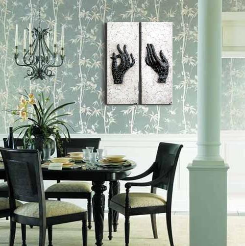 decoracion de habitaciones con papel