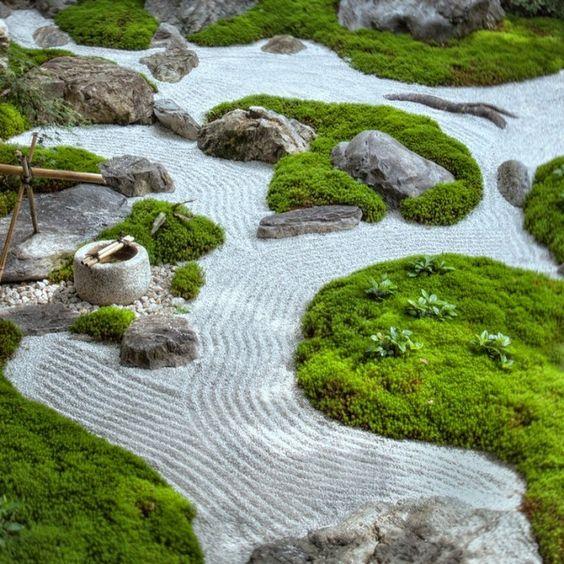 Como hacer un jardín zen